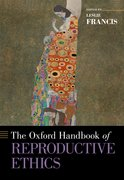 Cover for The Oxford Handbook of Reproductive Ethics
