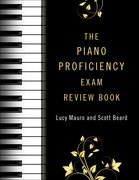 Cover for The Piano Proficiency Exam Review Book