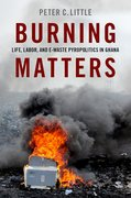 Cover for Burning Matters