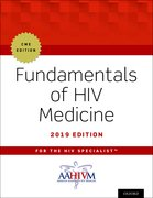 Cover for Fundamentals of HIV Medicine 2019