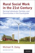 Cover for Rural Social Work in the 21st Century