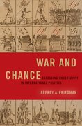 Cover for War and Chance