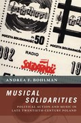 Cover for Musical Solidarities