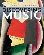 Cover for Discovering Music