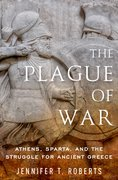 Cover for The Plague of War - 9780190940881