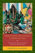 Cover for Imagining Religious Communities