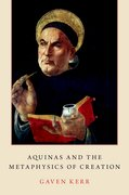 Cover for Aquinas and the Metaphysics of Creation