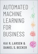 Cover for Automated Machine Learning for Business