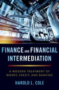 Cover for Finance and Financial Intermediation