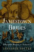Cover for The Jamestown Brides