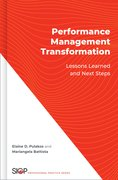 Cover for Performance Management Transformation