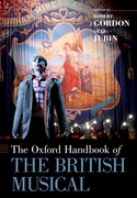Cover for The Oxford Handbook of the British Musical