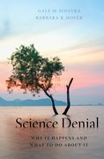 Cover for Science Denial