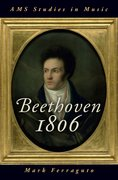 Cover for Beethoven 1806
