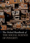 Cover for The Oxford Handbook of the Social Science of Poverty