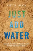 Cover for Just Add Water - 9780190948009