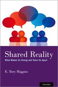 Cover for Shared Reality - 9780190948054
