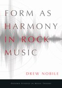 Cover for Form as Harmony in Rock Music