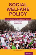 Cover for Social Welfare Policy
