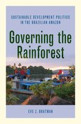 Cover for Governing the Rainforest