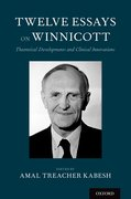 Cover for Twelve Essays on Winnicott