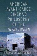 Cover for American Avant-Garde Cinema