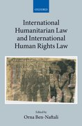 Cover for International Humanitarian Law and International Human Rights Law