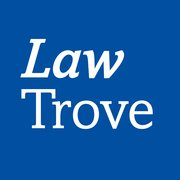 Cover for Law Trove