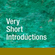 Cover for Very Short Introductions - 9780191770418