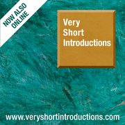 Cover for Very Short Introductions Arts and Humanities - History