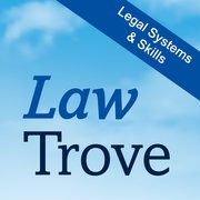 Cover for Law Trove: Legal Systems & Skills 2016