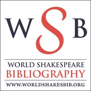 Cover for World Shakespeare Bibliography