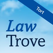 Cover for Law Trove: Tort Law 2020