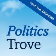 Cover for Politics Trove: Introduction to Politics Collection 2020