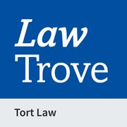 Cover for Law Trove: Tort Law 2021