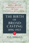 Cover for The History of Broadcasting in the United Kingdom