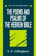 Cover for The Poems and Psalms of the Hebrew Bible