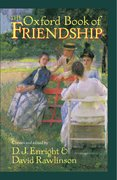 Cover for The Oxford Book of Friendship