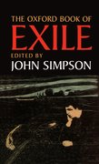 Cover for The Oxford Book of Exile