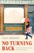 Cover for No Turning Back