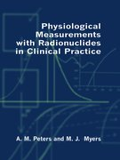 Cover for Physiological Measurements with Radionuclides in Clinical Practice