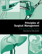 Cover for Principles of Surgical Management