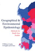Cover for Geographical and Environmental Epidemiology