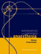 Cover for Mathematics and Statistics in Anaesthesia