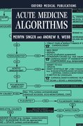Cover for Acute Medicine Algorithms