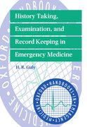 Cover for History Taking, Examination, and Record Keeping in Emergency Medicine