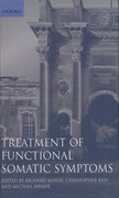 Cover for Treatment of Functional Somatic Symptoms