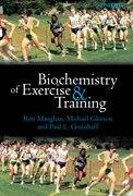 Cover for Biochemistry of Exercise and Training