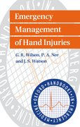 Cover for Emergency Management of Hand Injuries