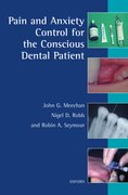 Cover for Pain and Anxiety Control for the Conscious Dental Patient
